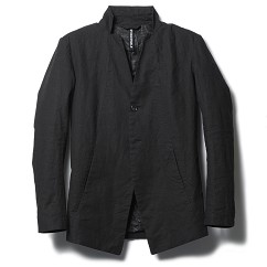 NOTCHEDLESS JACKET