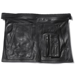 EXCLUSIVE LEATHER APRON