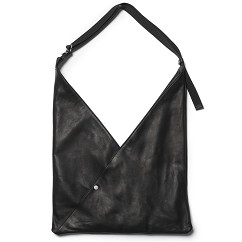 TRIANGLE LEATHER SHOULDER