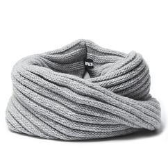 WOOL RIB SNOOD (Exclusive)